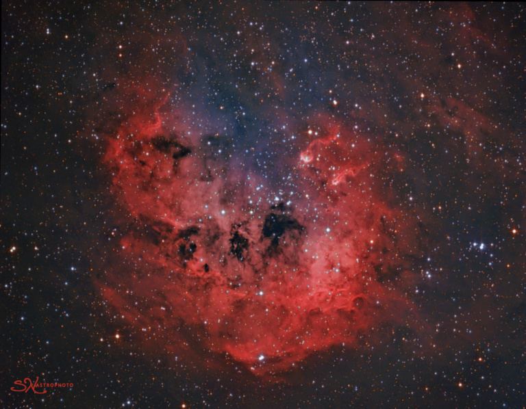 IC410 HA-RGB Ic410-10