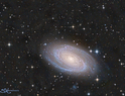 "M81 avec IFN ""Integrated Flux Nebula"" Ltt11210"
