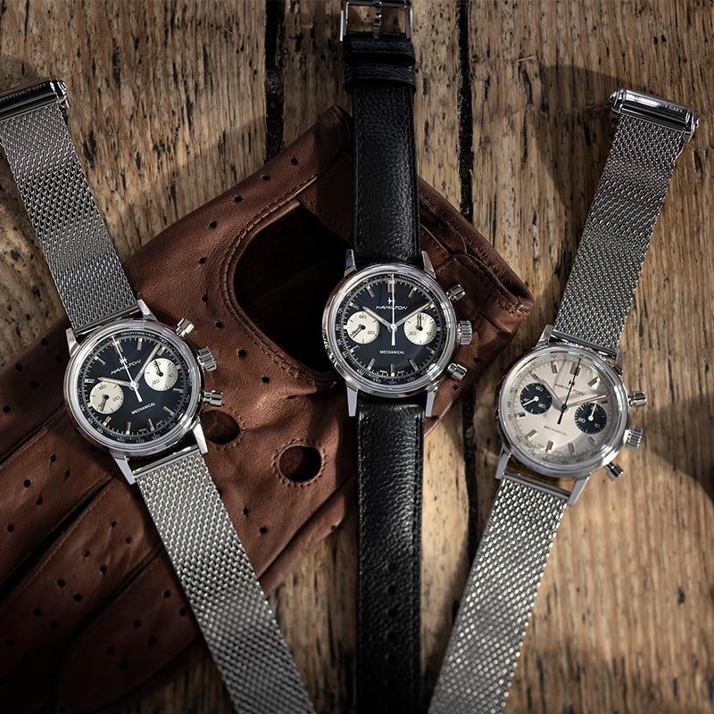 4 Relojes entre 500€ y 2.000€ Hamilt13