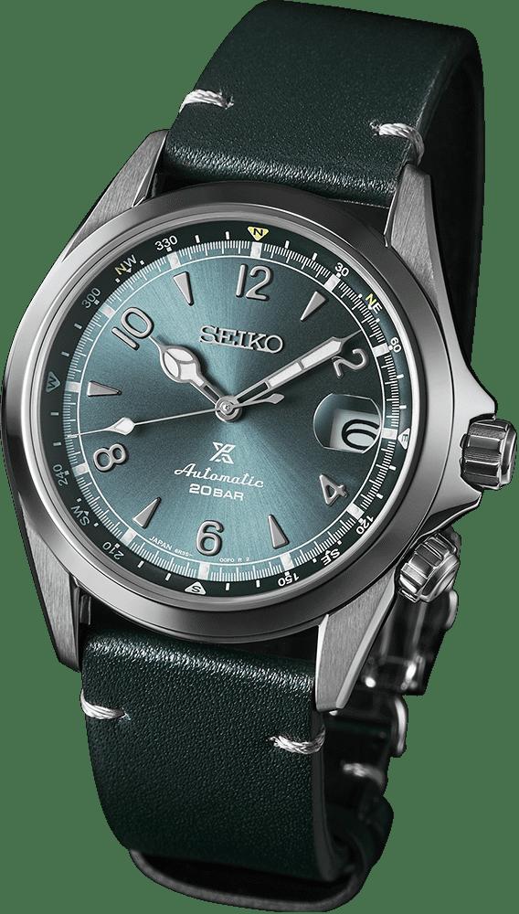 Seiko ALPINIST Limited Edition Seiko-11