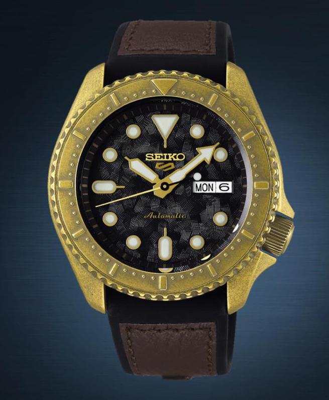 Nuevos Seiko 5 SRPE Seiko-35