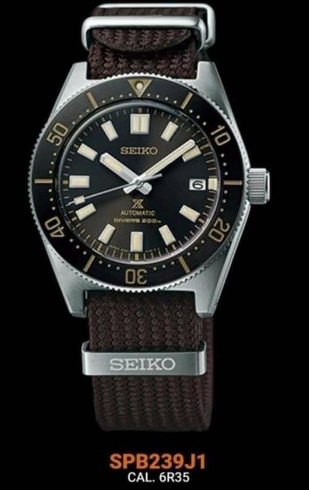 Conjunta NOVEDADES Seiko Spb23910