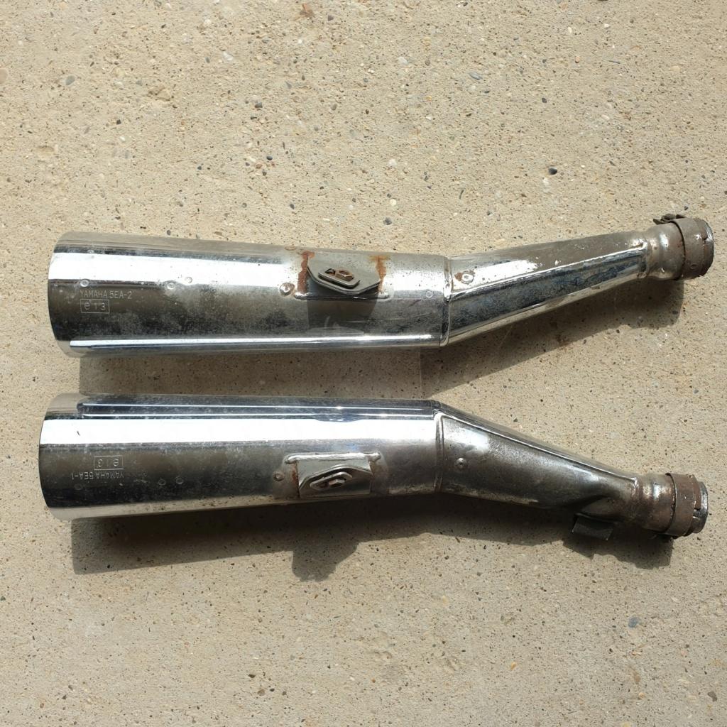 Silencieux origine 5ea-1 et 5ea-2 Pot10