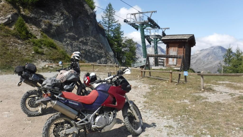 Rando Alpine 07 / 08  septembre Dscf5519