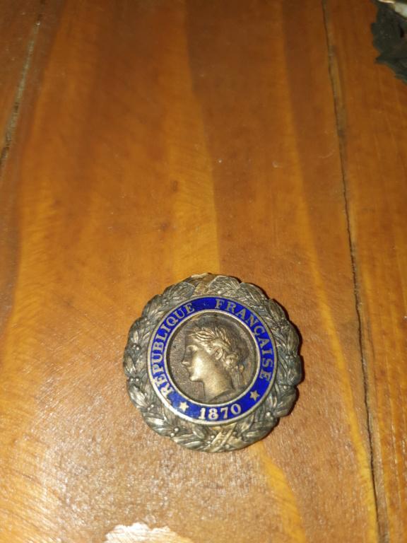 Médaille  militaire ou pas ? 20200811