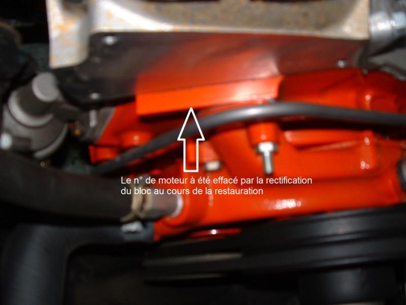 Numéro du moteur Convertible 1986  pour FFVE Dscf0028