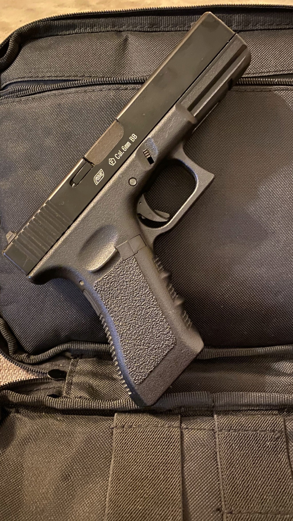 GBB G18 full auto Blowback  871fc610