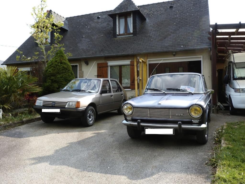 La Simca 1300 GL de Guilly ( 1500 GLS depuis...) - Page 9 P1030616