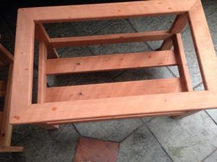 Hard Wood LP Rack Rack10