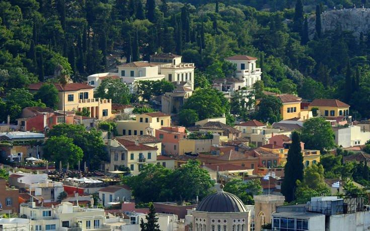 Αναφιώτικα, η νοσταλγική γωνιά της Αθήνας 11019310