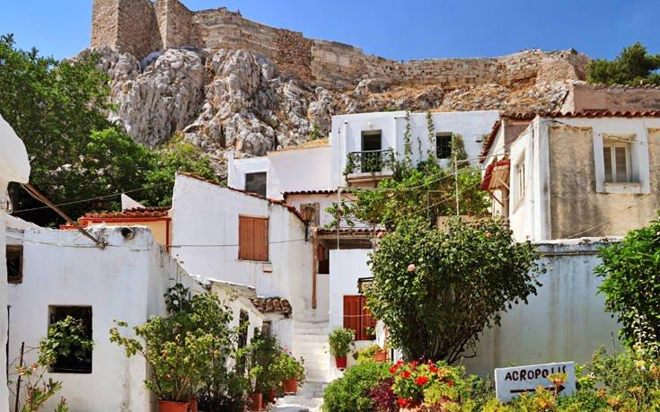 Αναφιώτικα, η νοσταλγική γωνιά της Αθήνας 12395410