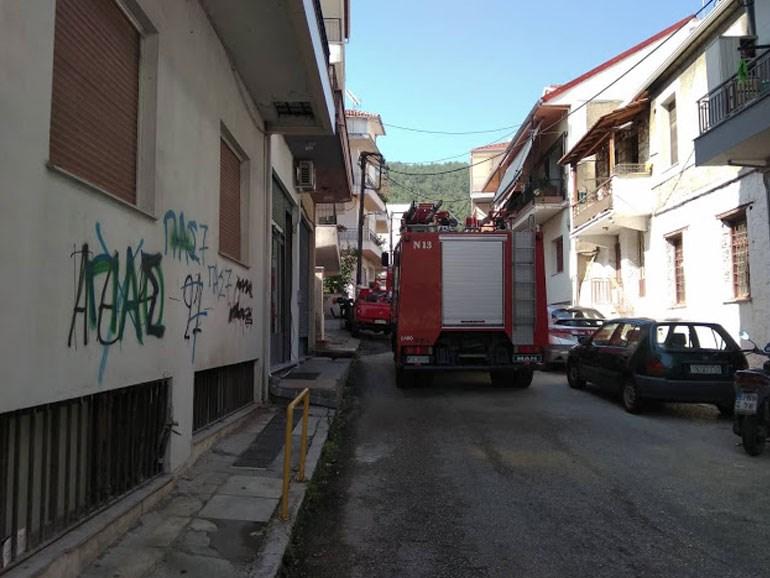 Ιωάννινα: Ισχυρή έκρηξη σε μονοκατοικία - Κατέρρευσε τμήμα του σπιτιού - Ένας τραυματίας 210