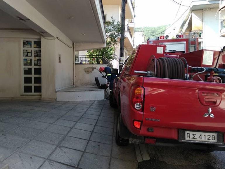 Ιωάννινα: Ισχυρή έκρηξη σε μονοκατοικία - Κατέρρευσε τμήμα του σπιτιού - Ένας τραυματίας 310