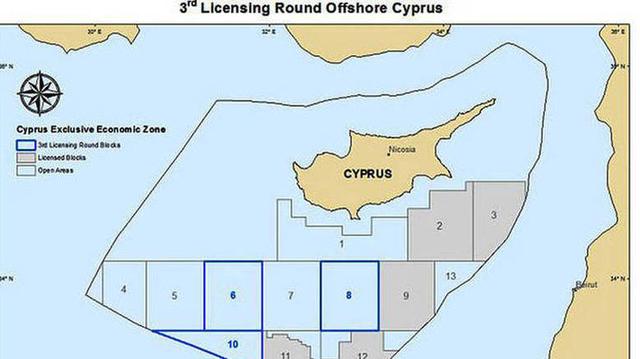 Ώρα μηδέν για τη γεώτρηση της ExxonMobil στο οικόπεδο 10 της κυπριακής ΑΟΖ Aoz10
