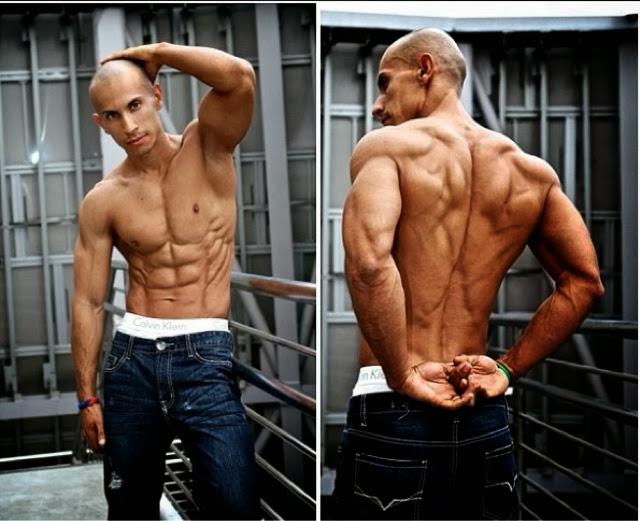 Frank Medrano....και το fitness σε άλλο επίπεδο! Blogge10