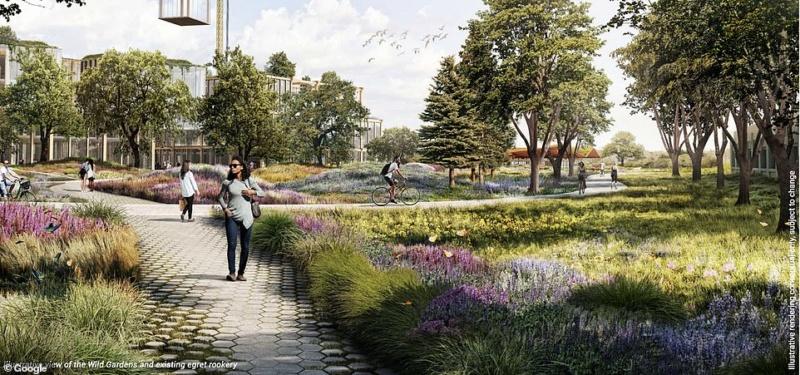 Η εντυπωσιακή πόλη που χτίζει η Google Google12