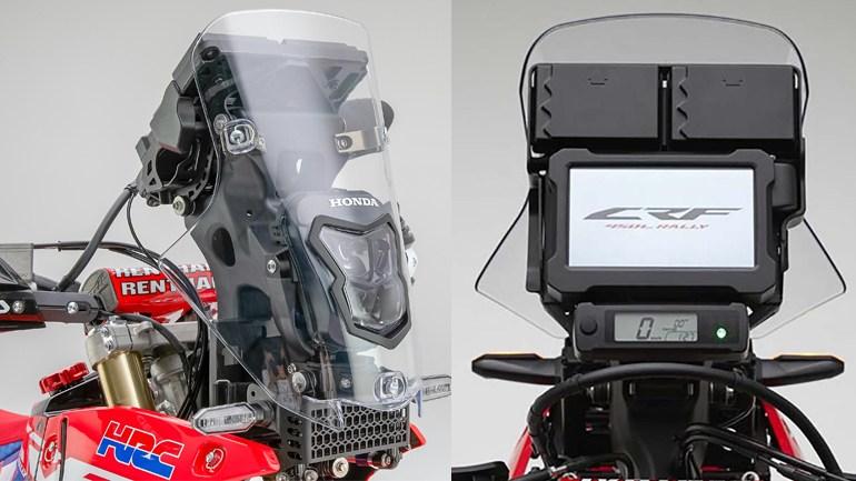 Honda CRF450L Rally Concept: Λίγο πριν την παραγωγή Honda_11