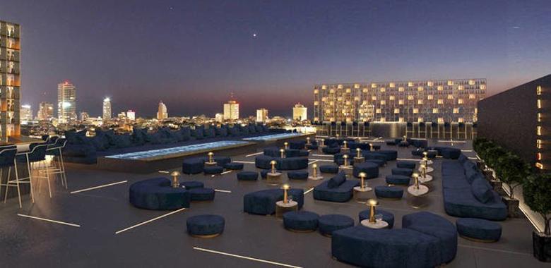 Τελ Αβίβ, τα προνόμια ενός ξενοδοχείου που αποτελεί ύμνο στην πολυτέλεια U7wew310