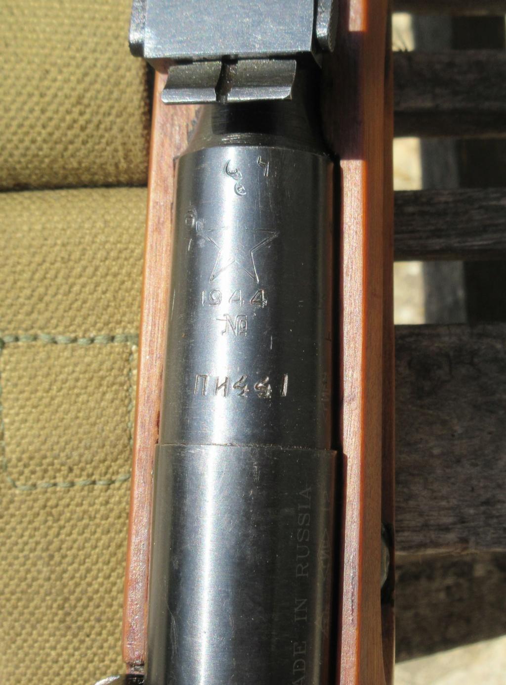 Mosin 91/30 'sniper' version 2 Img_0721