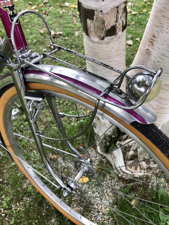 Motobecane FED chromé circa 1965 29d74910