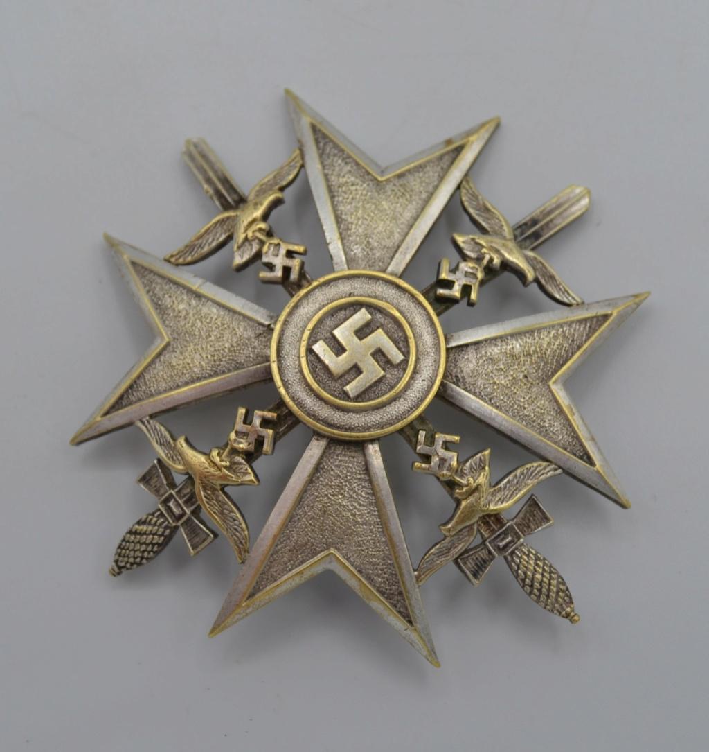 Croix d'Espagne Argent  Dsc_1210