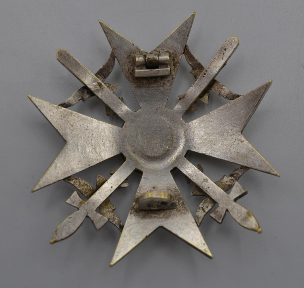 Croix d'Espagne Argent  Dsc_1211