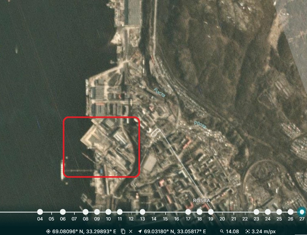 Russian Naval Shipbuilding Industry: News - Page 29 Murman10