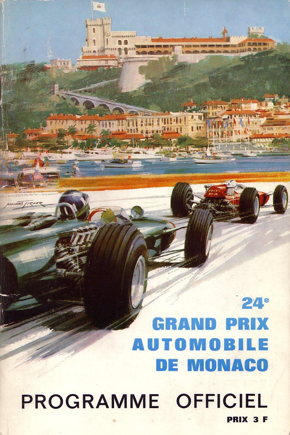 Round 6 - Grand Prix de Monaco - Formule 3 [May 16th] Monaco10