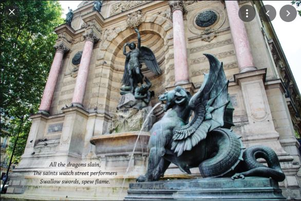 Qui est l'archange Michel ? Genzos10