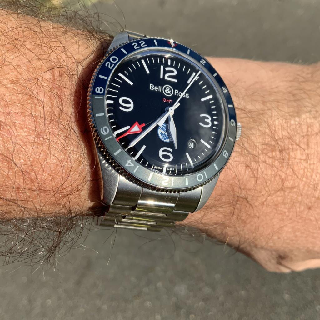 Feu de vos Dual Time - GMT - Worldtimer - tome II 7f209c10
