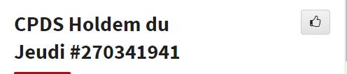 CPDS Holdem du Jeudi - 1er trimestre 2019 - Page 2 L1144