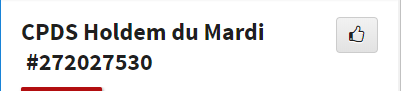 CPDS Holdem du Mardi - 1er trimestre 2019 - Page 2 L1149
