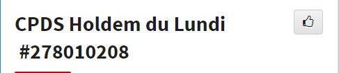 CPDS Holdem du Lundi - 2ème trimestre 2019 - Page 2 L1181