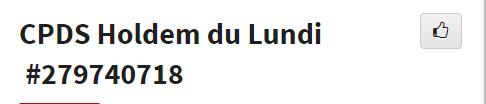 CPDS Holdem du Lundi - 2ème trimestre 2019 - Page 2 L1187