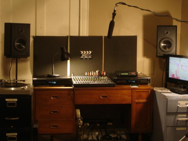 New recording studio Studio10