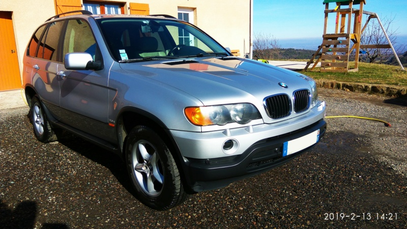 BMW X5 3.0D bva pack luxe - Page 2 2019-012