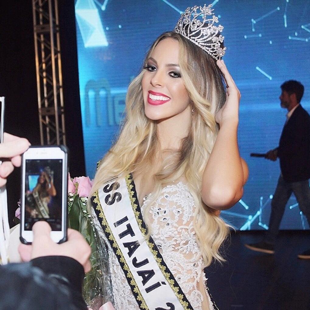anissa marie klafke, miss santa catarina empresarial 2018. - Página 2 19436711