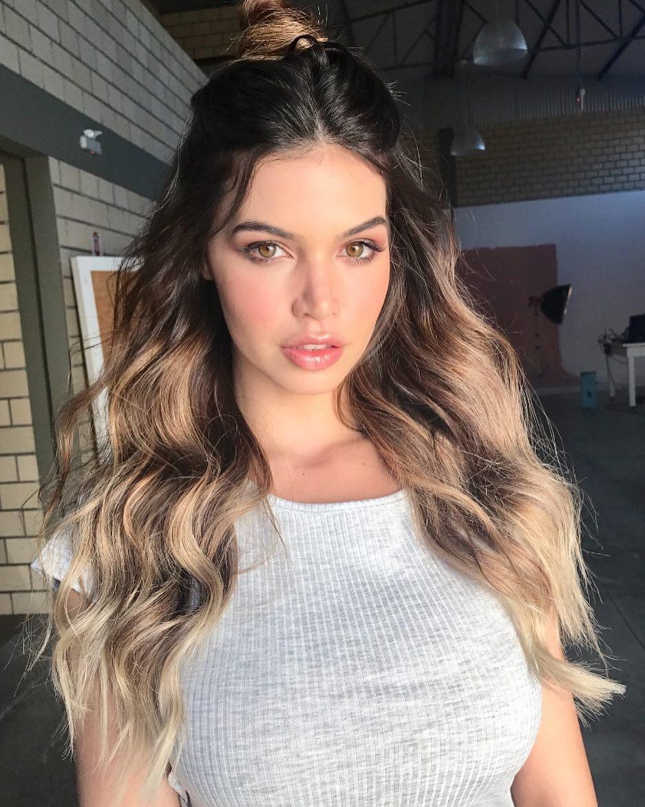 fernanda recht, miss brasil internacional 2018. - Página 2 20478510
