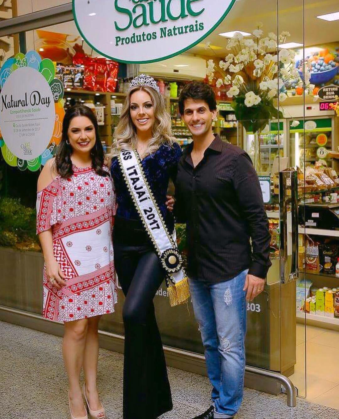 anissa marie klafke, miss santa catarina empresarial 2018. - Página 2 22157910