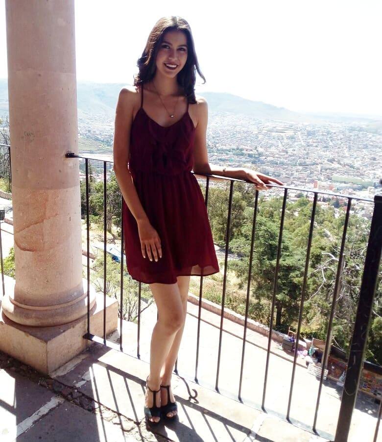 mariana arellano, miss globe zacatecas 2018. - Página 2 22858310
