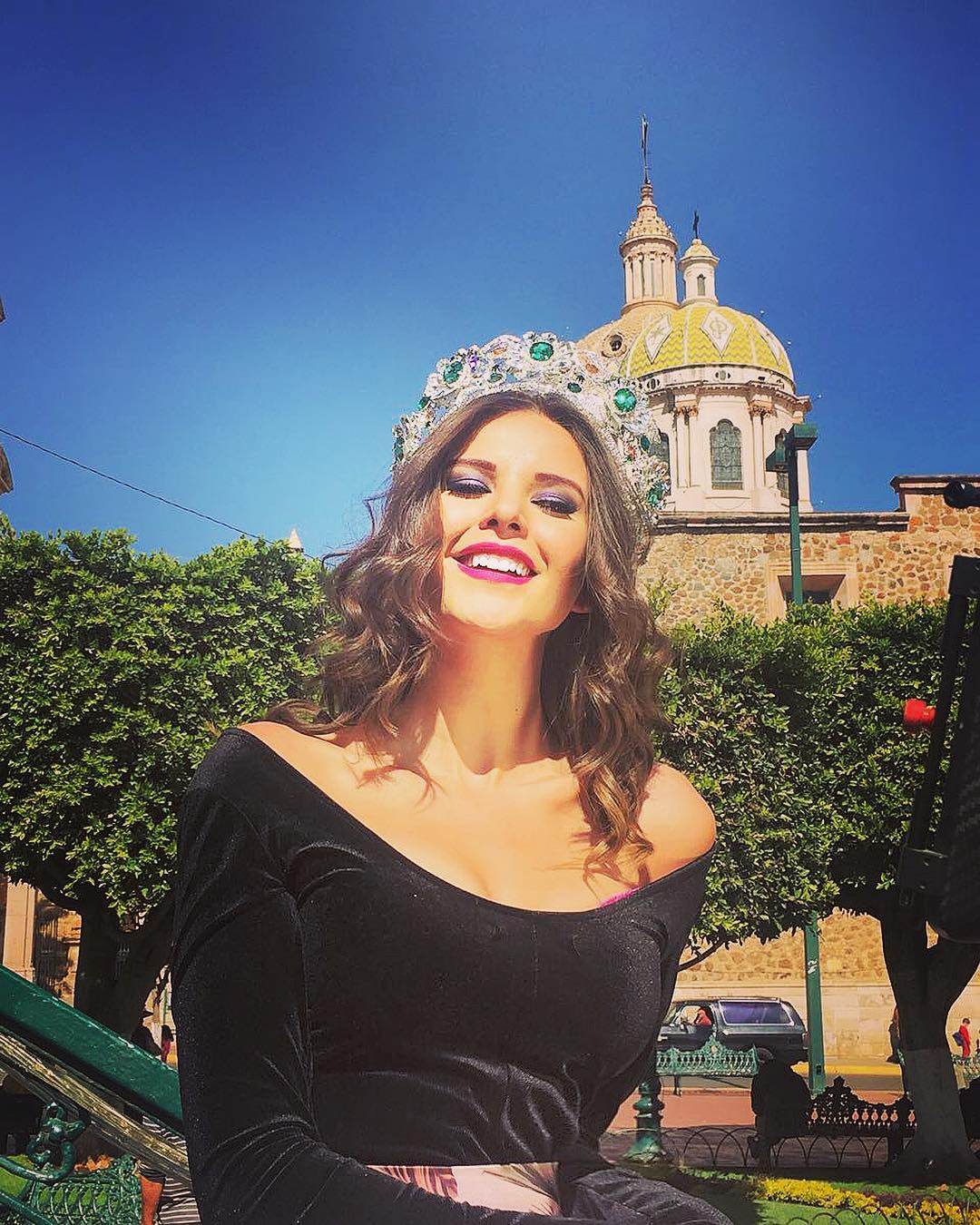 "ana karen ""any"" bustos gonzales, miss earth mexico 2017. - Página 18 24838910"