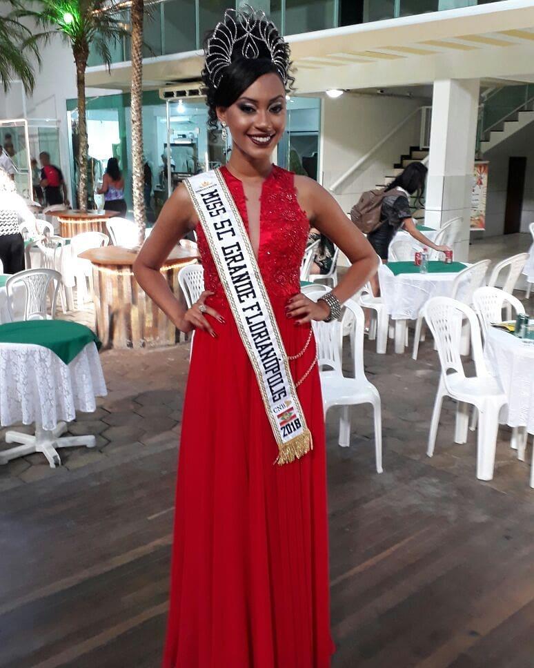 helena maier, miss grande florianopolis mundo 2018. 25010910