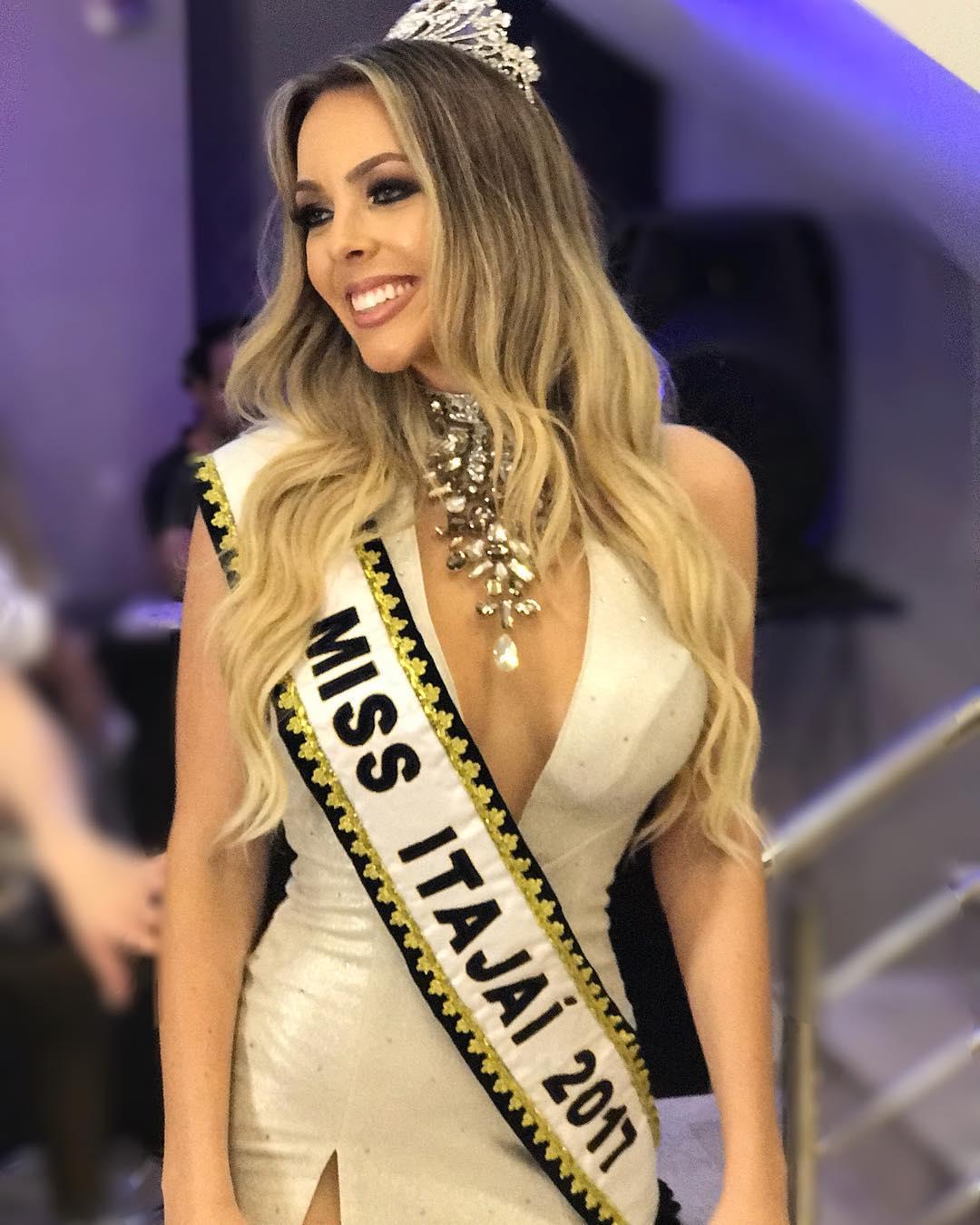 anissa marie klafke, miss santa catarina empresarial 2018. - Página 2 25024610