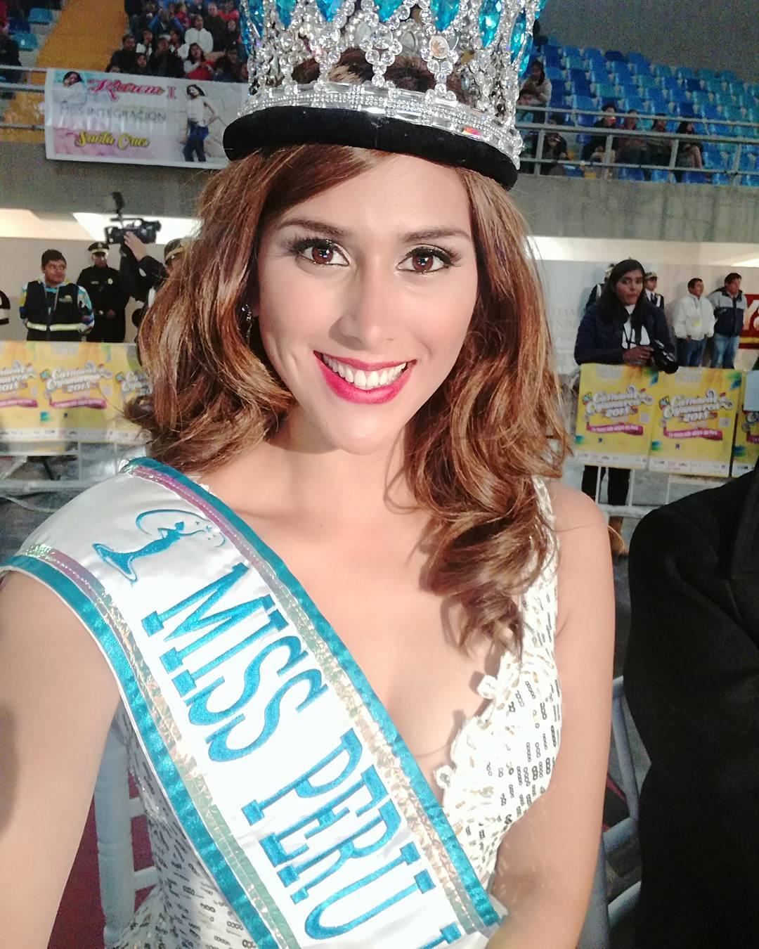 melody calderon, candidata a miss peru universo 2019/primera finalista reyna mundial banano 2018. - Página 2 26868911