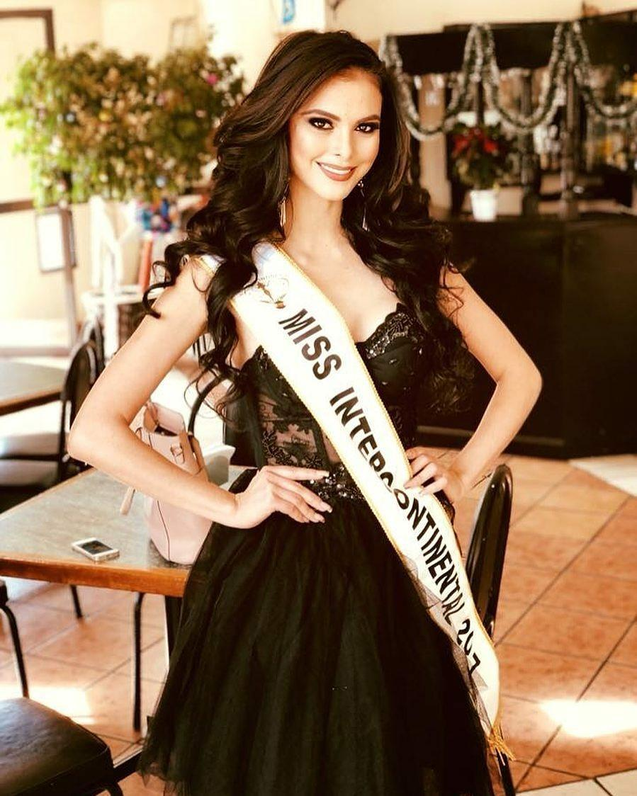 veronica salas, miss intercontinental 2017/top 20 de miss eco international 2017. - Página 18 26871010