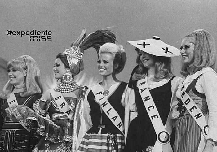 ☽ ✮ ✯ ✰ ☆ ☁ Galeria de Martha Vasconcelos, Miss Universe 1968.☽ ✮ ✯ ✰ ☆ ☁ - Página 3 27879811