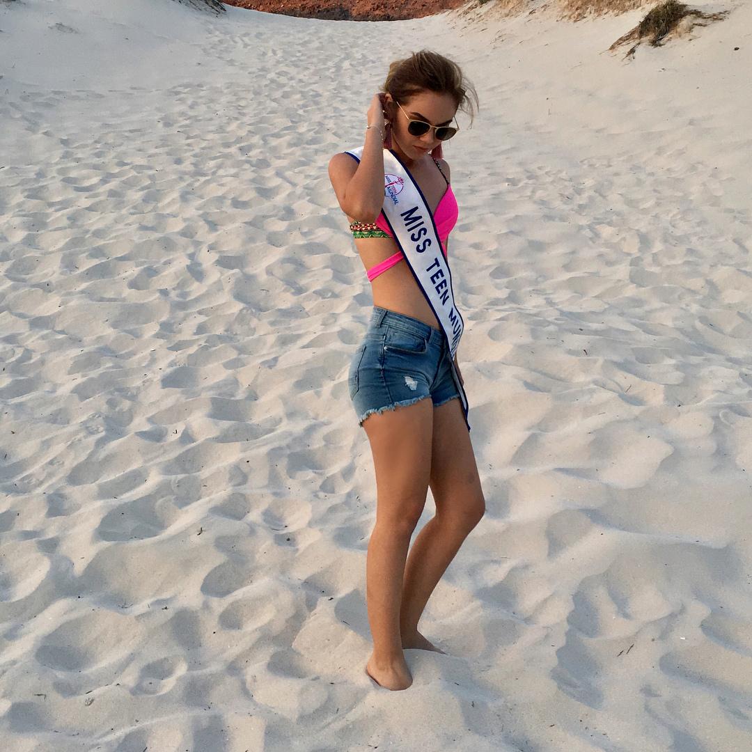coral chavez, top 6 de miss teen mundial 2018. 28430510
