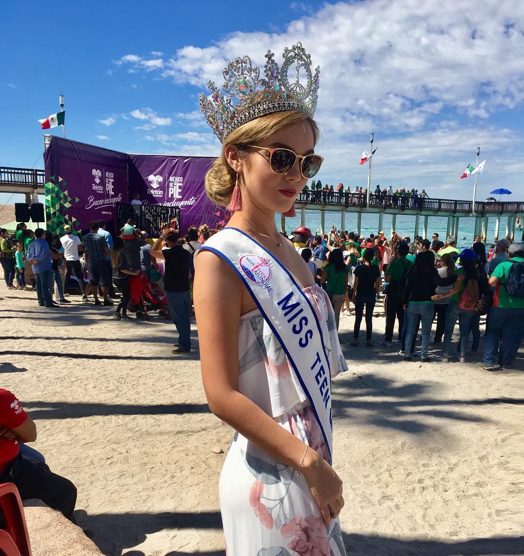 coral chavez, top 6 de miss teen mundial 2018. 28433110
