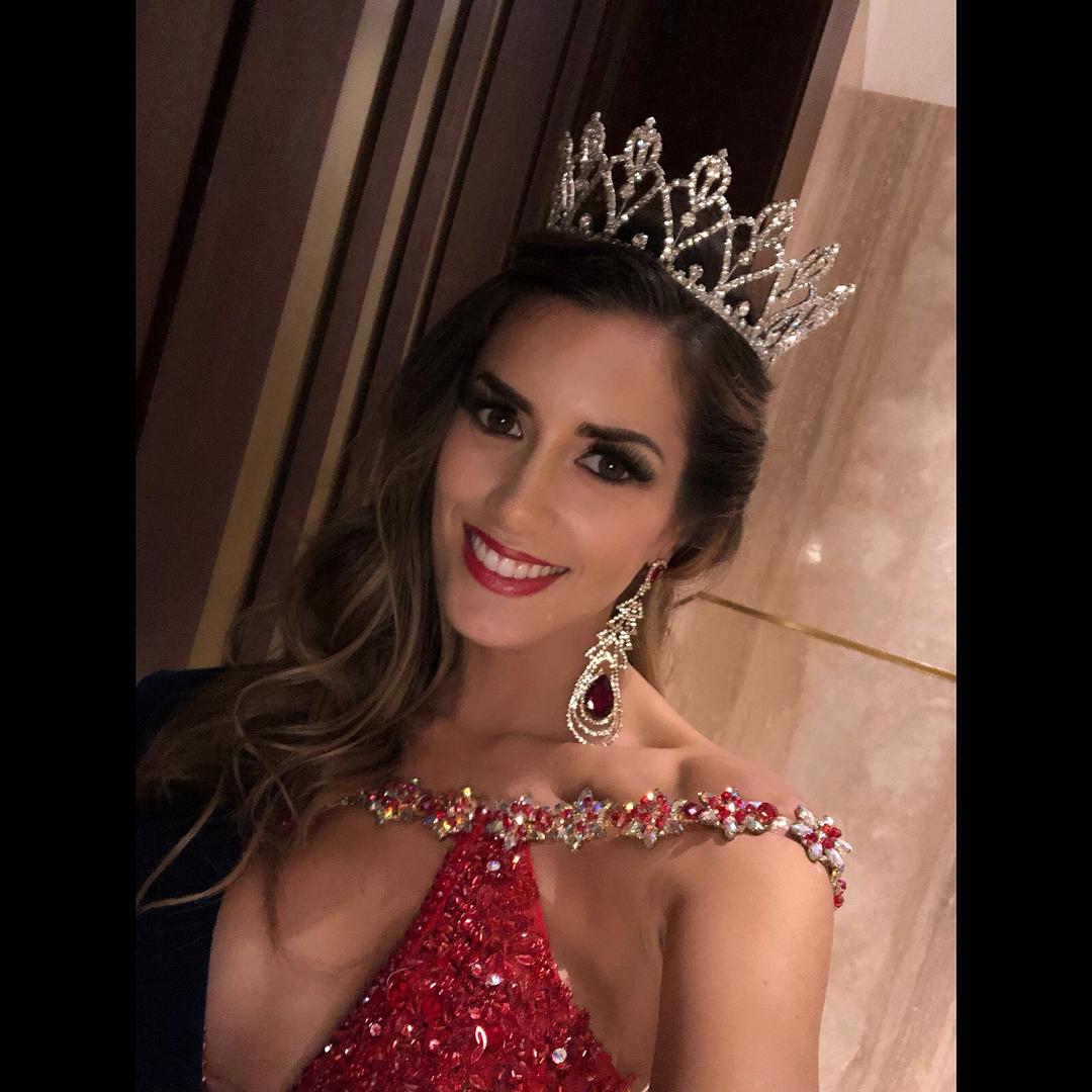 jessica mcfarlane, 7 finalista de reyna hispanoamericana 2018. - Página 2 28751611