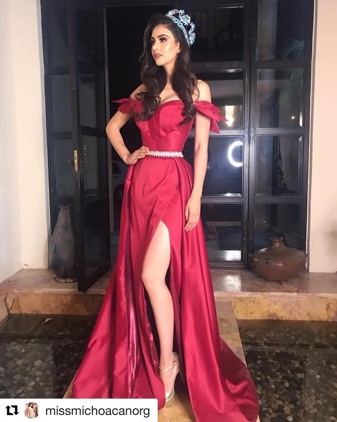 ivonne hernandez, semifinalista de top model of the world 2018. - Página 2 28765610